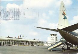 VICHY   AEROPORT VICHY CHARMEIL   ANNEE 1970 - Vichy