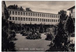 """PADOVA - COLLEGIO VESCOVILE """"BARBARIGO - LA SEDE DELLE SCUOLE SUPERIORI - 1964 - Padova (Padua)"""