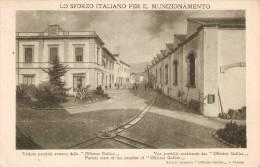 POSTAL DE FIRENZE LO SFORZO ITALIANO PER IL MUNIZIONAMIENTO - VISTA PARCIAL DE LA OFICINA GALILEO - Firenze