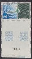 Andorra Fr. 1965 Satellite FR 1 (large Margin)  ** Mnh (22473A) - Space