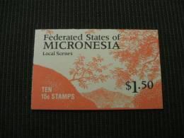 K7561- Booklet  MNh Micronesia   -sc. 33a - Micronésie