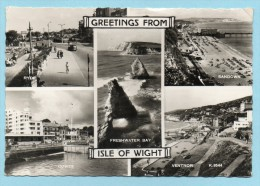 Greetings From - Isle Of Wight - Inghilterra
