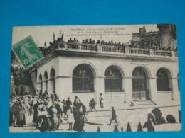 20 ) Sartène - Inauguration Par Mr Le Préfet De La Corse Et La Municipalité : Joseph BORTOLI - 14/02/1923 - - Sartene