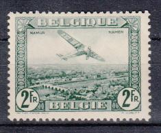 BELGIË - OBP -  1930 - PA 3 - MH* - Poste Aérienne