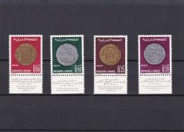 Marruecos Nº 578 Al 581 - Marruecos (1956-...)