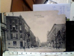 GERMANY ALLEMAGNE INSTERBURG Kasernen Straße Geschäft Militär Bedarf Emil Wenkus  VB1919 EU18321 FORI ARCHIVIO - Ostpreussen