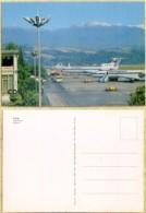 Ak Rußland - Sotschi - Flughafen , Airport - Aerpflot - Flugzeug , Airplane - 1946-....: Moderne