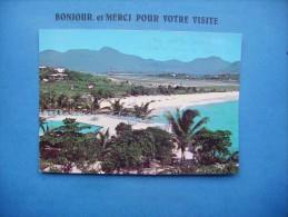 >>>  Cp    Vue Generale    Ile De St Martin  Antilles - Non Classés