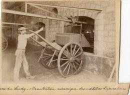 Usine Du Landy,societe Du Gaz De Paris,gazometre,gaz,boulogne Billancourt,saint Ouen ?, Saint Denis, - Old (before 1900)
