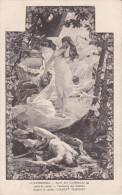 Belgica--Luxemboug--Salle Des Conferences--Venus Et Adonis--D'albert Maignan - Altri