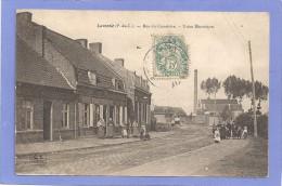 LAVENTIE - Rue Du Cimetiére - Usine électrique - Altri Comuni