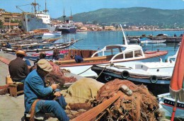 20 - AJACCIO - Le Port - Pêcheurs - Ajaccio