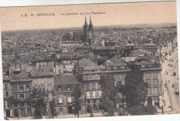 CPA Bordeaux, Vue Générale Sur Les Chartrons (pk19727) - Bordeaux