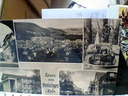 GERMANY ALLEMAGNE GRUSS MEININGEN   VB1957 EU18343 - Meiningen