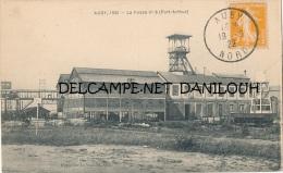 59 // AUBY  La Fosse N° 8   Port Arthur  1921 - Auby