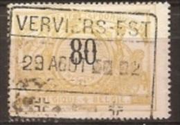 FEG-2663       VERVIERS EST     //    +        +             Ocb  TR   24 - 1895-1913