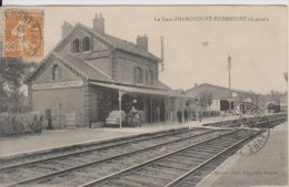 D80 - LA GARE D'HARGICOURT-PIERREPONT - Other Municipalities