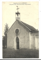Cp, 88, Chapelle De N.D De Bermont - France