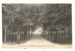 Cp, 92, Bois De Clamart, Avenue De Serval - Clamart