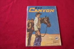 RED CANYON  No 65 - Books, Magazines, Comics