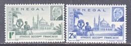 SENEGAL  193-4   *    VICHY Issue - Senegal (1887-1944)