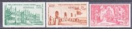 SENEGAL  CB 2-4   **    VICHY Issue - Senegal (1887-1944)