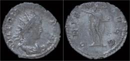 Valerian I AR Antoninianus Sol Standing Left - 5. L'Anarchie Militaire (235 à 284)