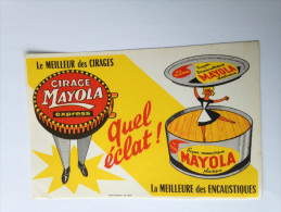 Cirage MAYOLA - Buvards, Protège-cahiers Illustrés