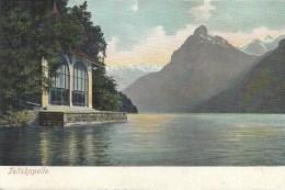 SUISSE - SWITZERLAND -UR - URI - Tellskapelle - UR Uri