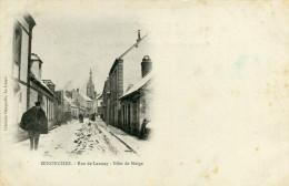 SENONCHES - Rue De Launay Effet De Neige - Frankreich
