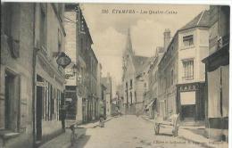 ETAMPES - Les Quatre - Coins - Etampes