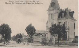 .AVENUE DE LA GARE ( Maison De Plaisance ) - La Chatre