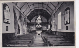LLANSANTFFRAID CHURCH INTERIOR - Breconshire