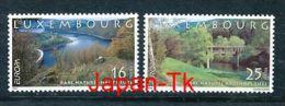 """LUXEMBURG  Mi.Nr. 1472-1473 EUROPA CEPT """"Natur- Und Nationalparks """" - 1999  - MNH - Europa-CEPT"""
