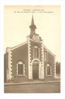 Temple Antoiniste à LYON - VILLEURBANNE - Secte, Religion ?( Y323) B170 - Autres