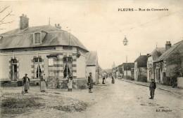 51  PLEURS      Rue De Connantre - Andere Gemeenten