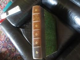 DORANGE (J.) Et Gustave DUPONT-FERRIER.- 1910- LA FRANCE INCONNUE * COUVERTURE CUIR - Histoire Et Art