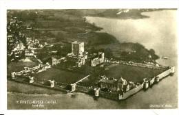 Autres. Portchester Castle. Aerial View. - Autres