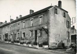 C4143 Cpsm 23 Lavaveix Les Mines - Quartier De La Gare, Hôtel Duclosson - Francia