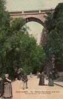 75 TOUT PARIS  Buttes-Chaumont Pont De Brique - Arrondissement: 19