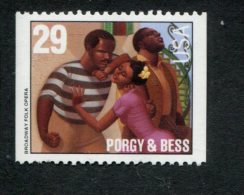 319220292 USA 1993  POSTFRIS MINT NEVER HINGED POSTFRISCH EINWANDFREI  SCOTT 2768 Amercan Music - Unused Stamps