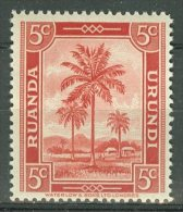 RUANDA-URUNDI 1942: COB 126, ** MNH - LIVRAISON GRATUITE A PARTIR DE 10 EUROS