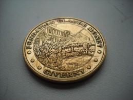 Monnaie de Paris Giverny  Fondation Claude Monet   2004