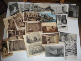 LOT DE 57 CPA Sur Le Theme Des Prisons Et Prisonniers - Cartes Postales