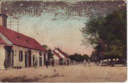 #4488 Croatia, Terezovac? Postcard Written Unused 1912: Street Scene, Animated - Croatie