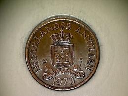 Nederland - Antilles 2 1/2 Cent 1973 - [ 4] Colonies