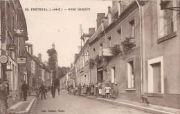 FRETEVAL . HOTEL GASPARD - France