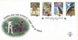 Aruba - FDC81 - Honden, Canis Familiaris (Cacho Crioyo) - NVPH E81 - Honden