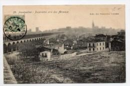 MONTPELLIER (34) - PANORAMA PRIS DES ARCEAUX - Montpellier
