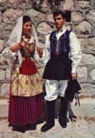 Sardegna - Cartolina COSTUMI SARDI: COSTUMI DI PULA (Cagliari) - PERFETTA L22 - Europe